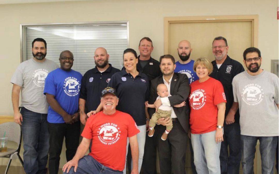 Successful Event at the VA Medical Center in Phoenix