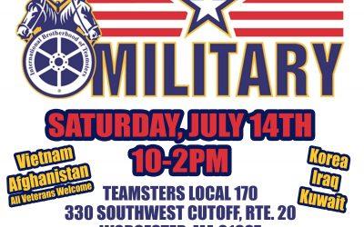Veterans Job Expo – Saturday July 14th 10-2pm