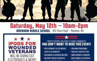 Veterans Expo 2018 – Saturday, May 12th