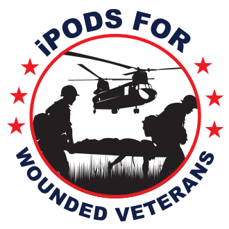 Ipods for Wounded Veterans 501(c)(3)