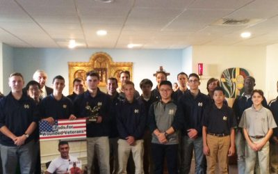 Lancers-in-Action Again Recognized By Dear Soldier Program and iPods For Wounded Soldiers